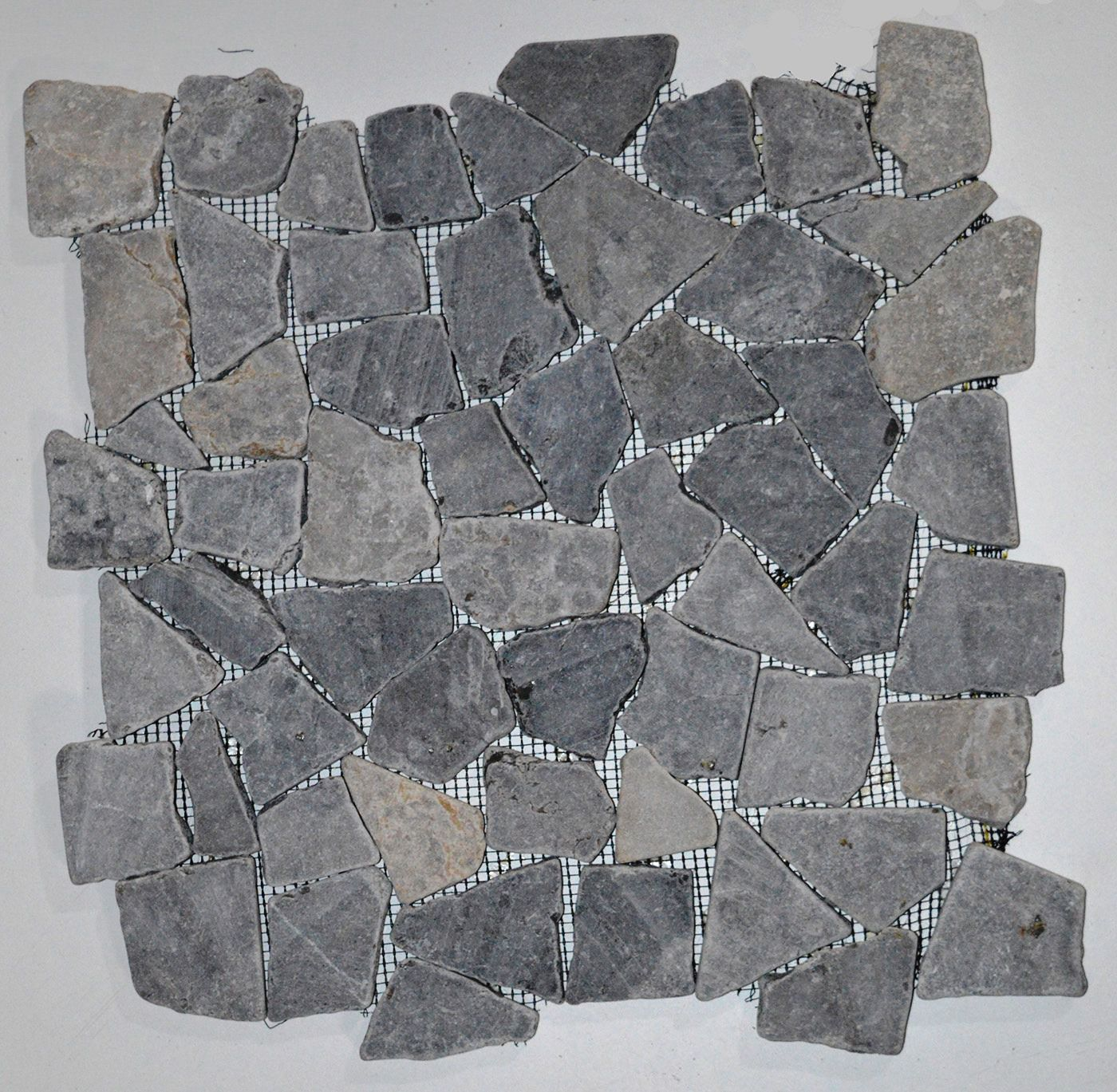 Mosaïque pierre naturelle light grey