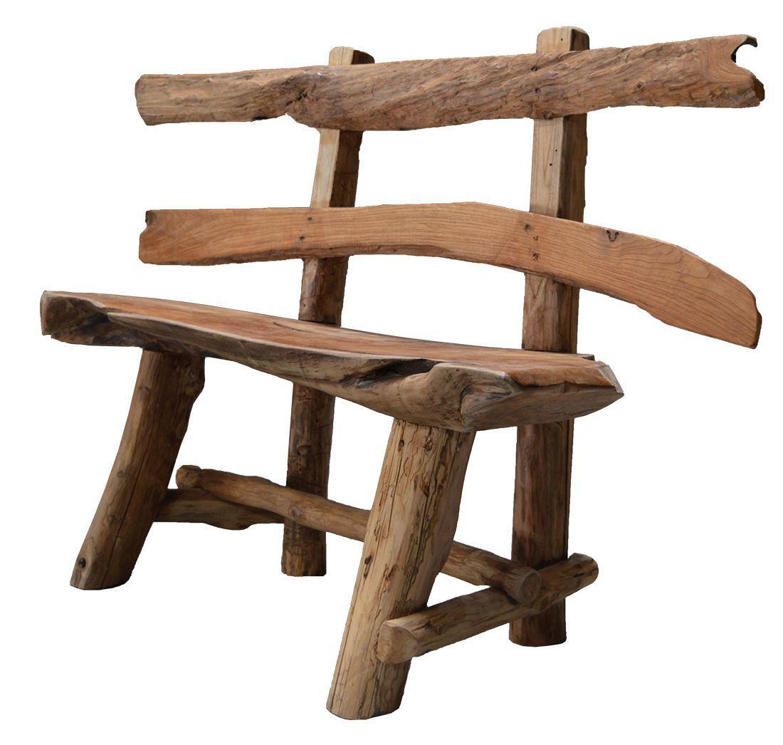 mercier carrelages banc en vieilles souches de teck massif. Black Bedroom Furniture Sets. Home Design Ideas