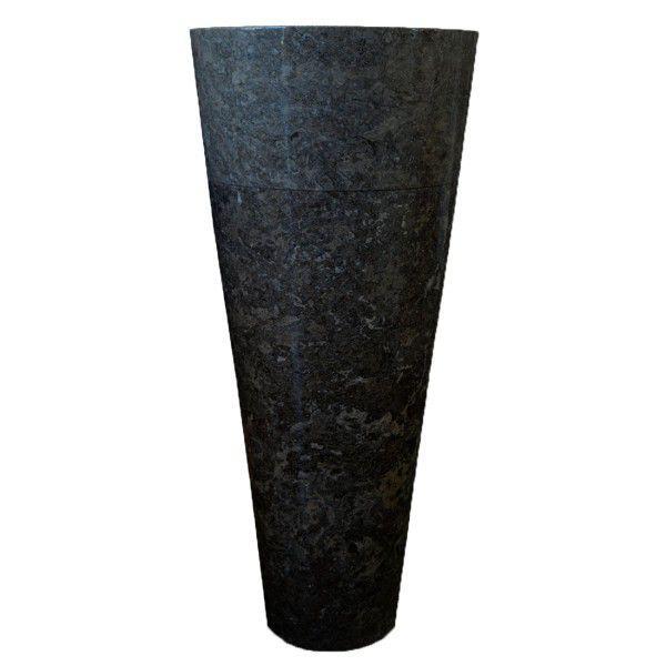 mercier carrelages vasque piedestal marbre ronde. Black Bedroom Furniture Sets. Home Design Ideas