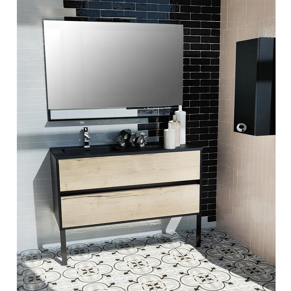 Photo De Salle De Bain Noir Et Blanc mercier carrelages | revêtements,faïence,salles de bains et déco